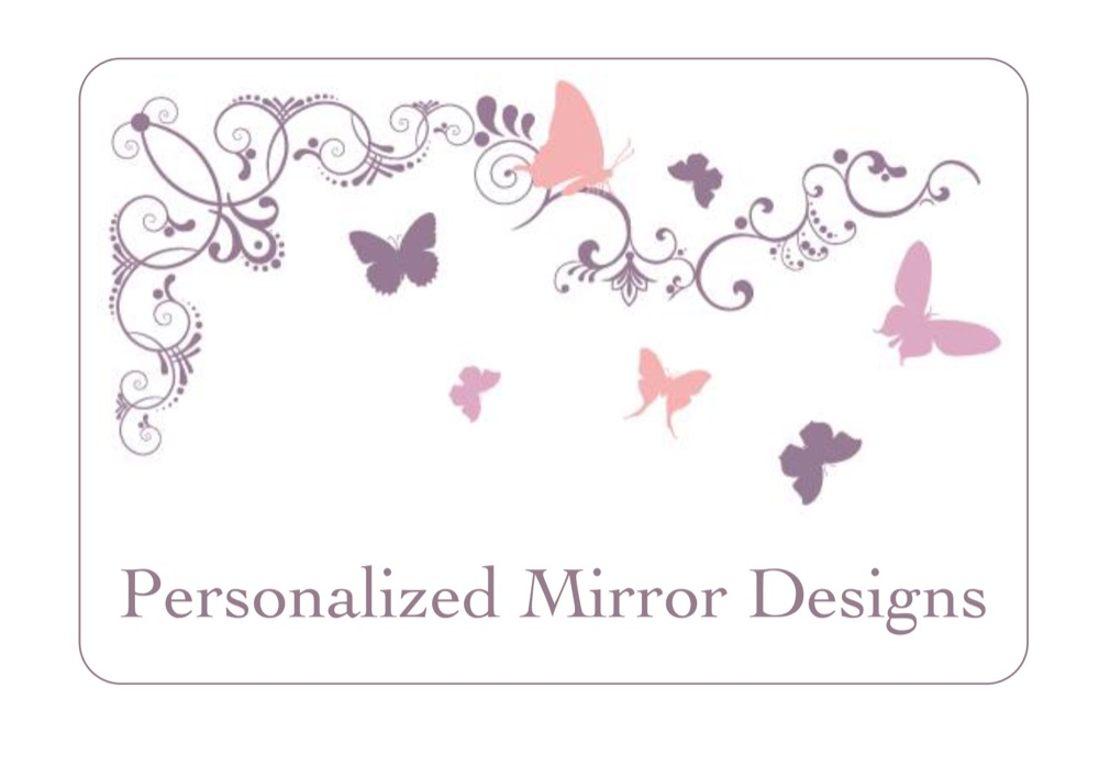 Personalised Mirror Designs
