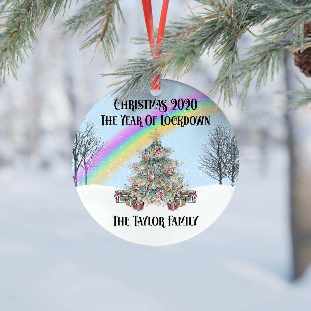 Christmas 2020 - Ceramic Ornament