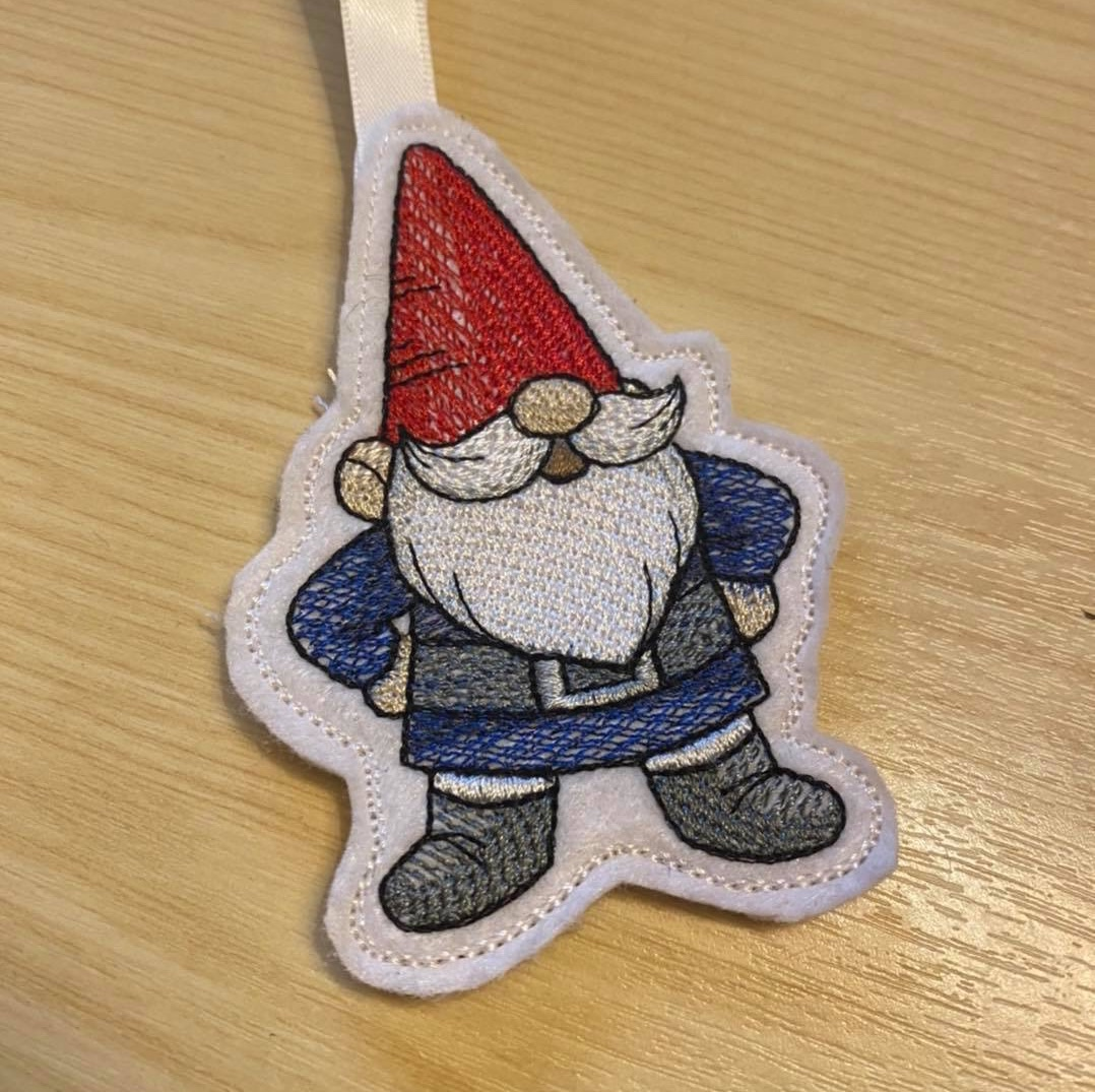 Christmas Gnome Hanging Decorations