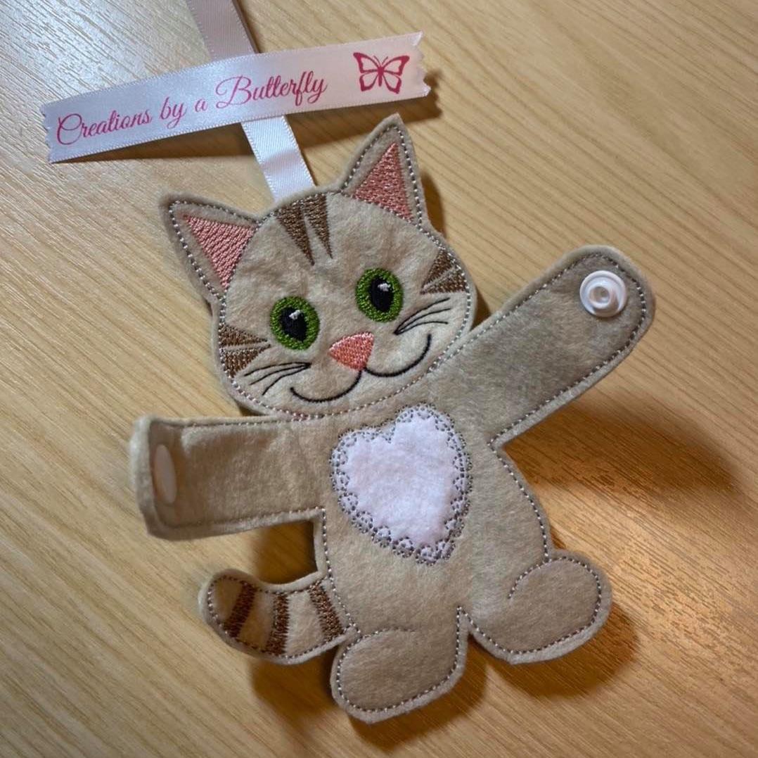 Cat Chocolate Hugger