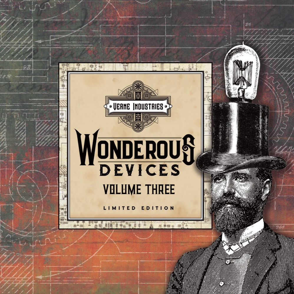 Wonderous Devices Volume 3 (pre-order)