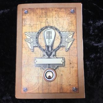 Bright Ideas Mini Journal