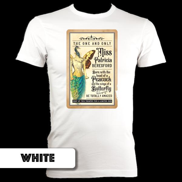Miss Patricia Beresford Crew Neck T-Shirt