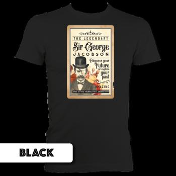 Sir George Crew Neck T-Shirt