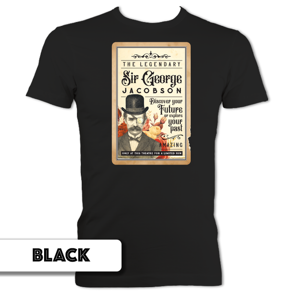 Sir George Round Crew T-Shirt