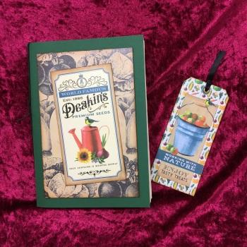 Gardening Mini Journal