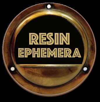 Resin Ephemera
