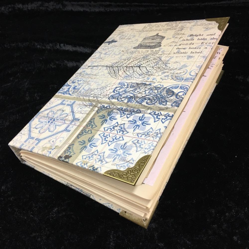 Blue Bird Junk-ish Journal