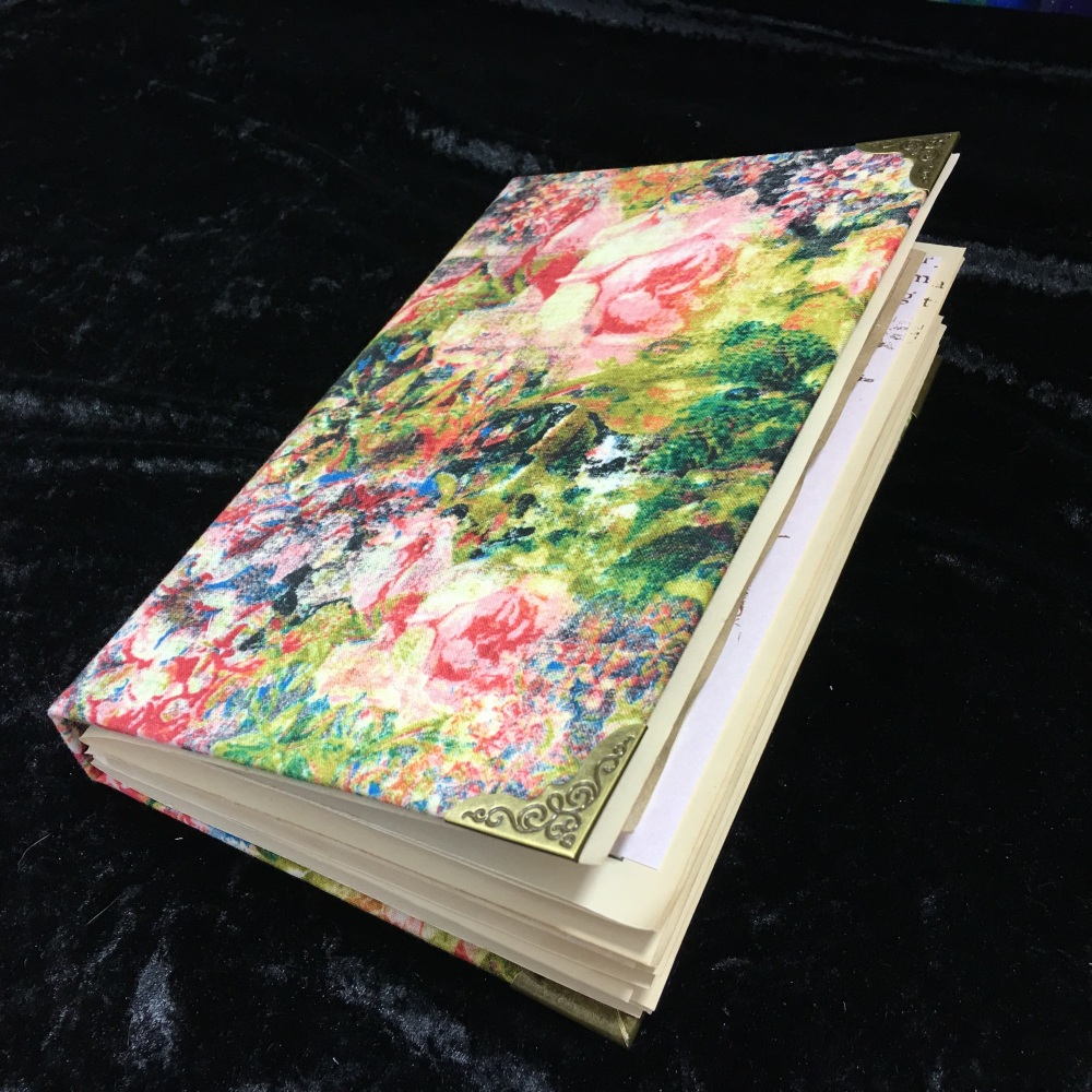 Vintage Rose Junk-ish Journal