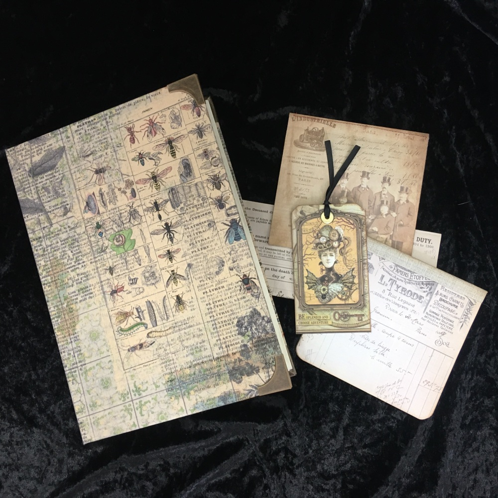 Extra Large Steampunk Journal
