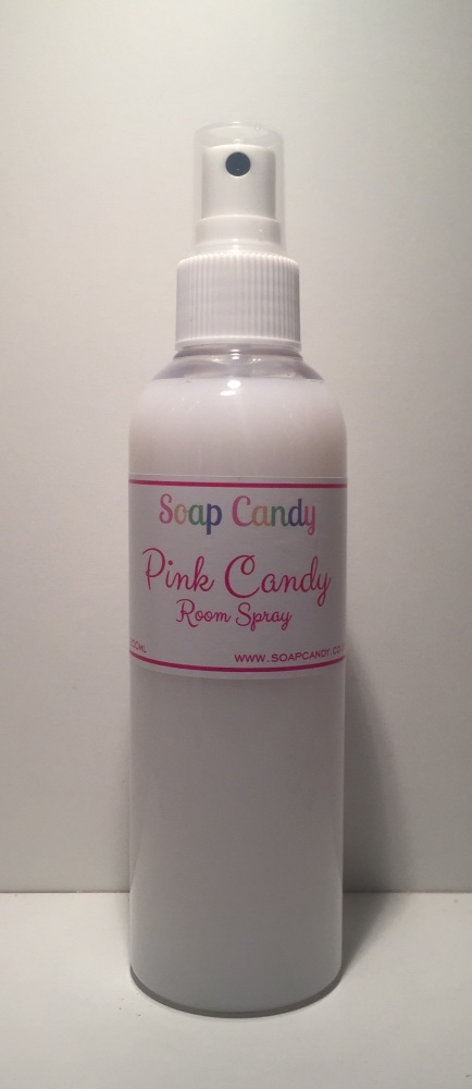 Pink Candy Room Spray