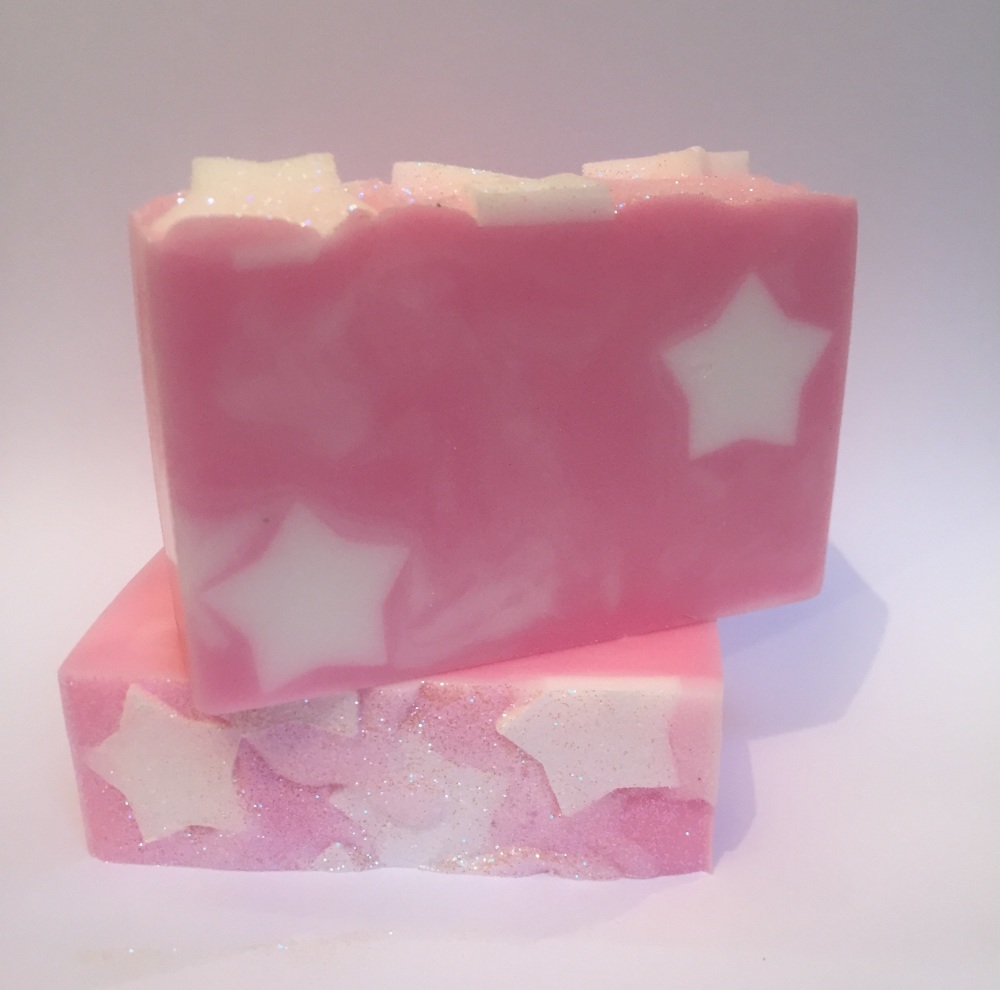 Pink Candy SLS free soap