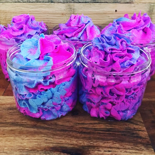 Bubblegum Foaming Sugar Scrub