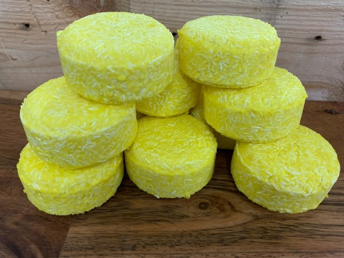 Solid Shampoo Bar - Citrus Shine