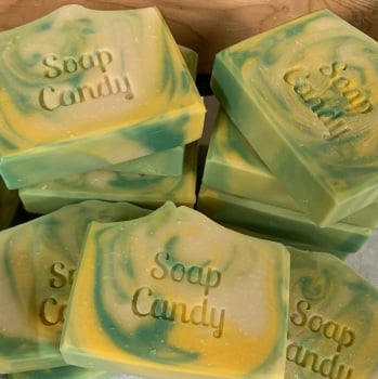 Patchouli Lime Beer Soap