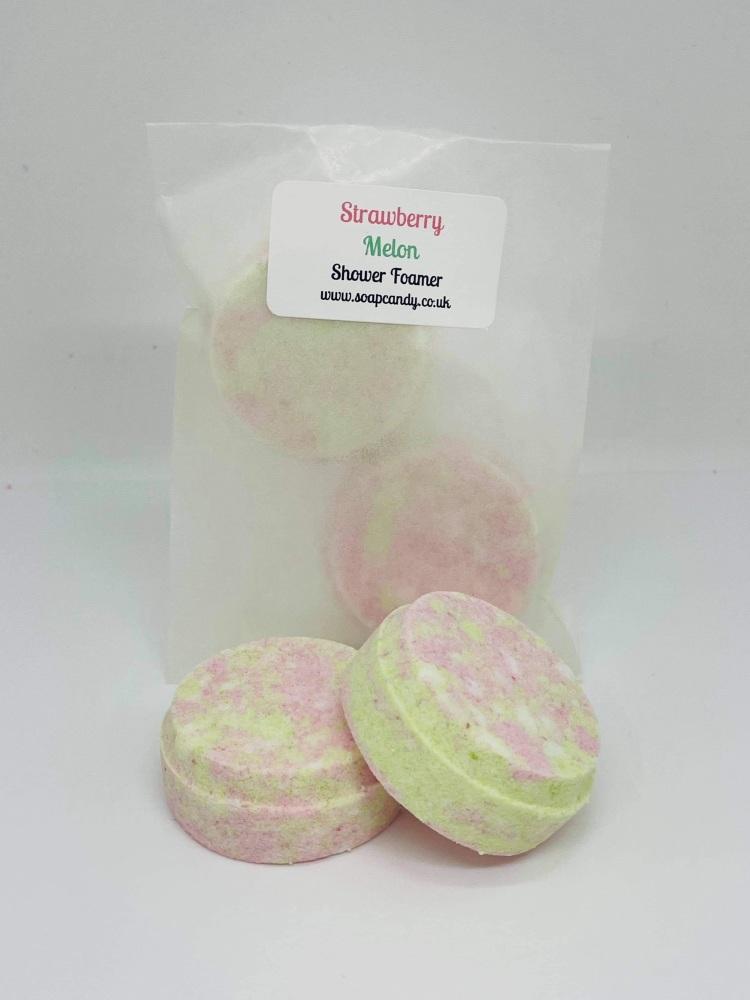Strawberry Melon Shower Foamer