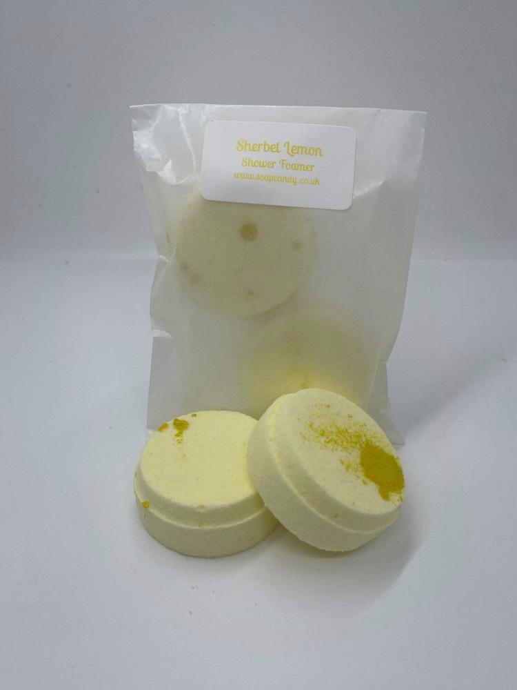 Sherbet Lemon Shower Foamer