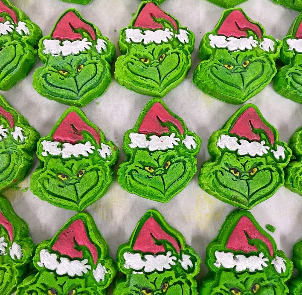Christmas Thief Bubble Bar