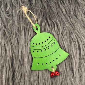 Bell Christmas Tree Decoration
