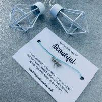 'Beautiful' Wish Bracelet