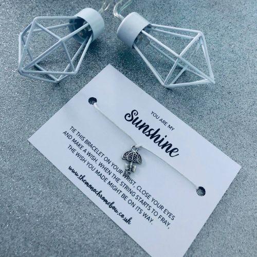 'Sunshine' Wish Bracelet