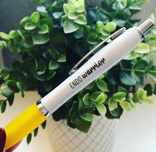 'ENDO Warrior' Pen