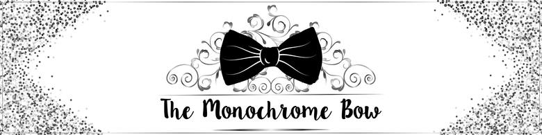 The Monochrome Bow, site logo.