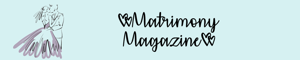 Matrimony Magazine, site logo.
