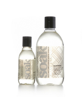 90mL & 375mL Soak Scentless