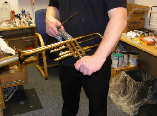 Professional Musical Instrument Repair