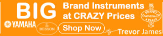 BIG Brand Instruments at Crazy Prices