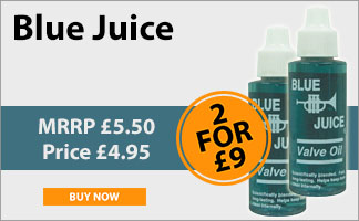 Blue Juice two for £9