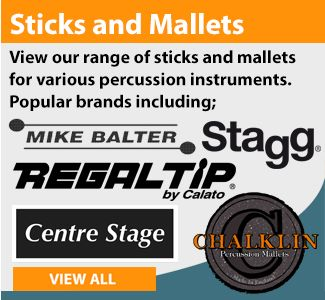 Percussion Sticks and Mallets