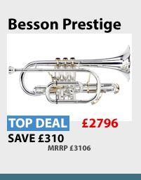 Besson Prestige Cornet