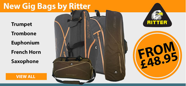 New Gig Bags by Ritter