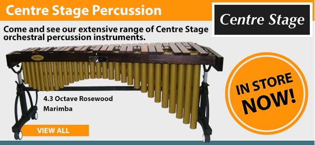Centre Stage Orchestral Percussion