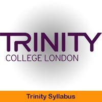 Trinity Syllabus