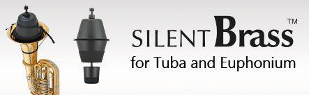 silent brass euphonium