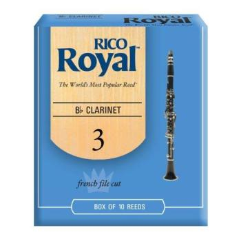 Rico Royal Bb Clarinet 3