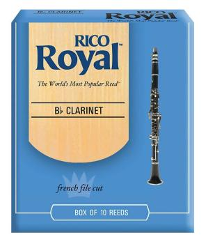 Rico Royal Bb Clarinet 3.5