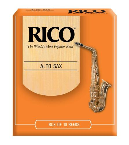 Rico Alto Sax Reed 1.5 - (10 Pack)