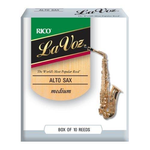 Rico La Voz Alto Sax Reeds