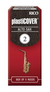Rico Plasti Cover Alto Sax Reed 2