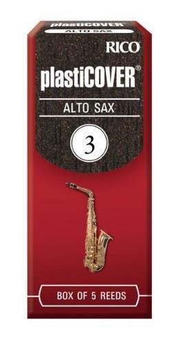 Rico Plasti Cover Alto Sax Reed 3