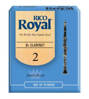 Rico Royal Bb Clarinet 2