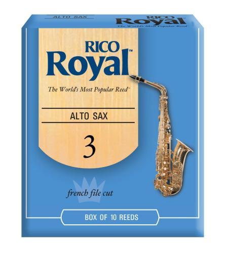 Rico Royal Alto Sax 3
