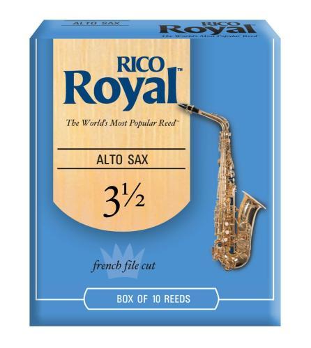 Rico Royal Alto Sax 3.5