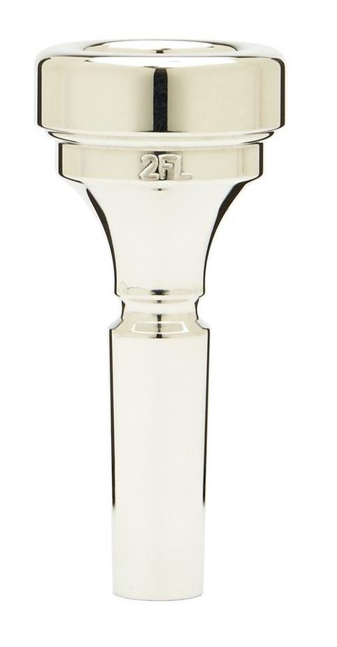 Denis Wick Flugelhorn silver plated mouthpiece 2FL