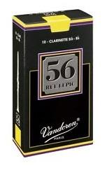 Vandoren 56 Rue Lepic Bb Clarinet Reed (Box 10) - Strength 4.0