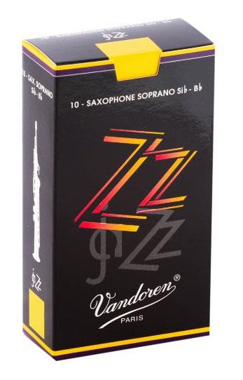 Vandoren Alto Sax Jazz Reed (Box 10) - Strength 2.5